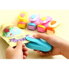 Portable Handy Plastic Bag Sealer Machine (FREE 1 Sealing Clip With Date)