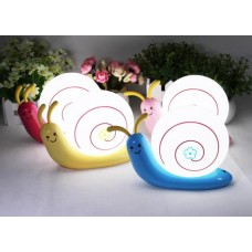 LED Snail Lamp