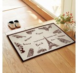 Floor Mat (Assorted Design 50cm x 80cm)