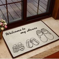 Floor Mat (Assorted Design 40cm x 60cm)