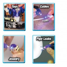 5 Second Fix UV Light Liquid Plastic Welding Tool