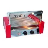 7 roller hotdog griller
