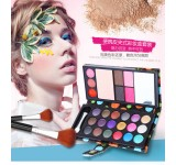Wallet Style Make Up Set